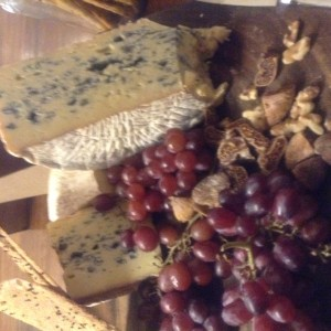 Jindi Triple Cream, Double Brie and Strong Blue