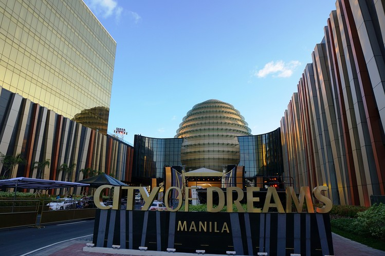 city of dreams casino in manila
