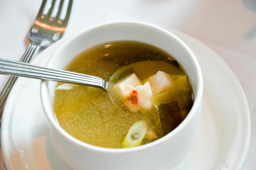 Miracle Japanese Silken Tofu Miso Soup