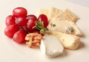 Assorted Cheese Course