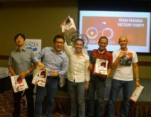 Team FRANZIA Executive Bikers