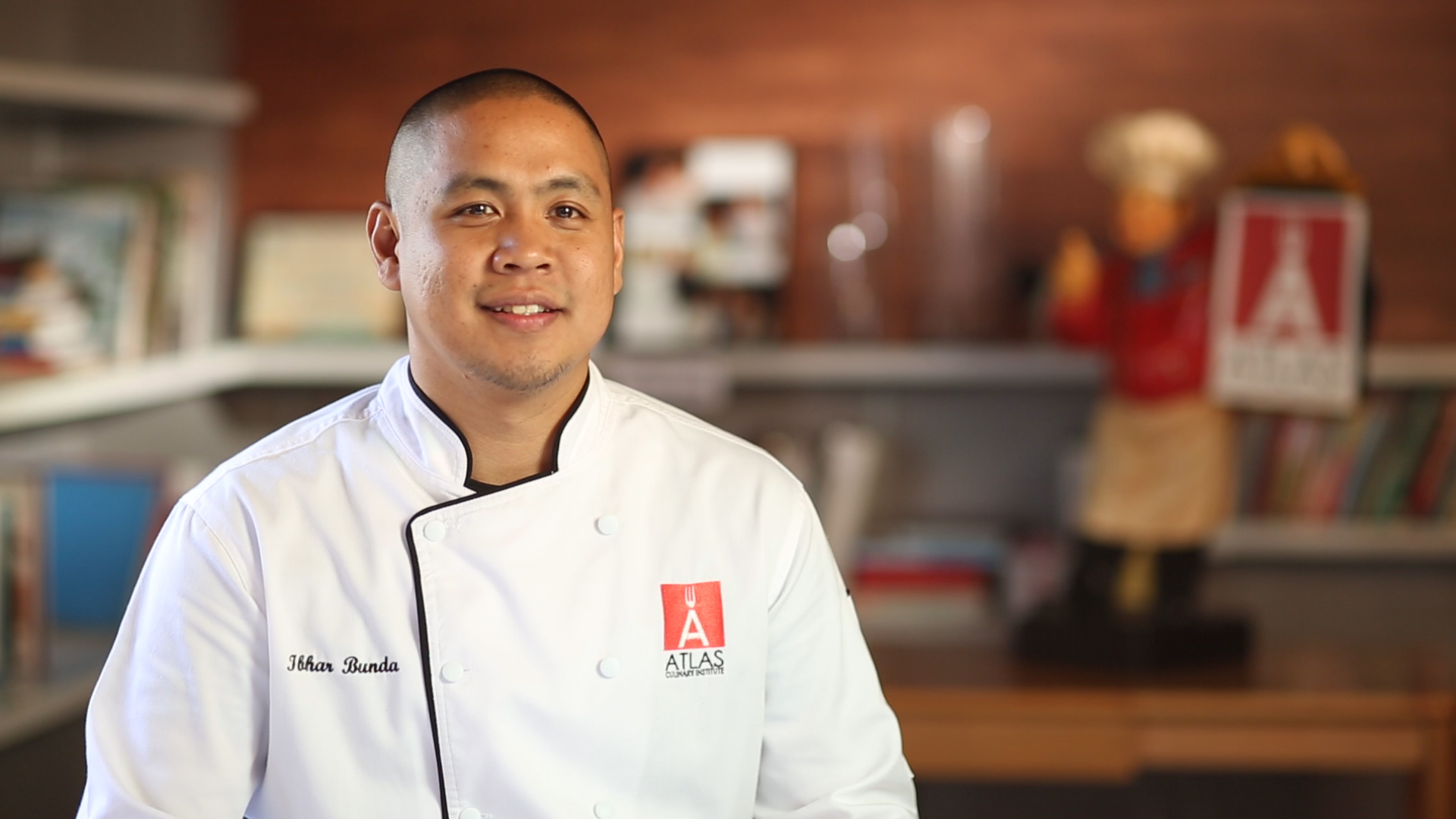 Chef Harry Bunda, Atlas Culinary Institute