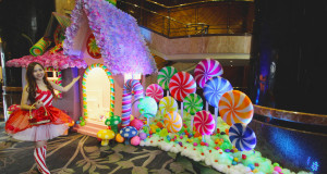 Diamond Hotel Easter Candy Girl 2016