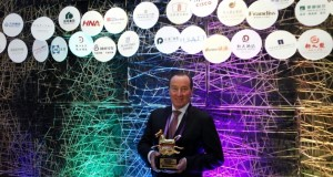 Marco Polo Ortigas Manila wins the China Industry Golden Horse  Award