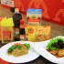 Sumptuous dishes that use Good Life products as prepared    by Chef Michael Cheng