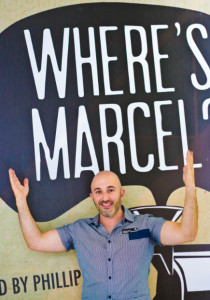 Where's Marcel? Specialty Coffee from Australia brewing in Ortigas