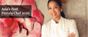 Margarita Fores Asia's Best Female Chef 2016 Asia's 50 Best Restaurants 2016