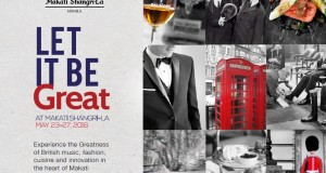 let it be great grand British festival Makati Shangrila Manila