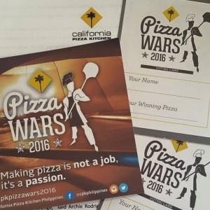 CPK Pizza War logo