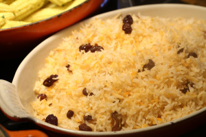 Briyani Rice (Halal Station)