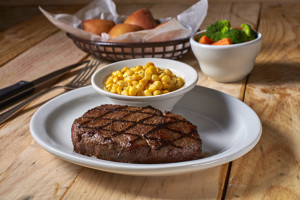 The true taste of Texas is in the restaurant's high  quality hand-cut steaks
