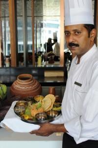 Chef Ajit Kumar of Hyatt Regency, Gurgaon, New Delhi