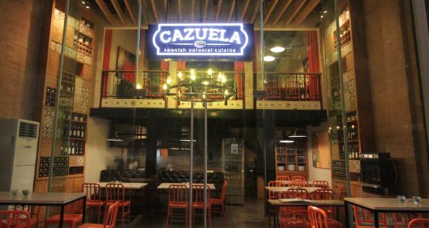 Cazuela Spanish Colonial Cuisine Sapphire Block Ortigas