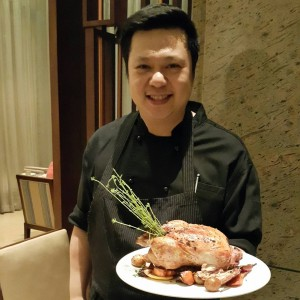 Chef Luis Chikiamco