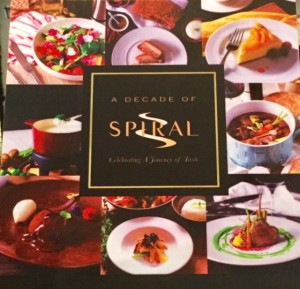 A Decade of Spiral: Celebrating a Journey of Taste