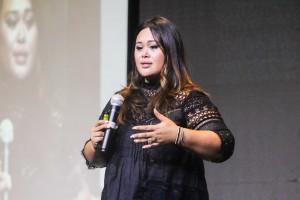 Nicole Ponseca of Maharlika and Jeepney