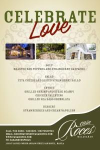 Casa Roces Valentines 1