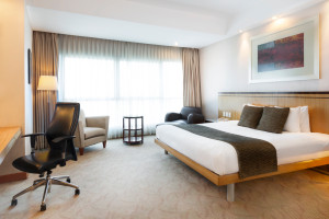 Crowne Plaza Deluxe Room