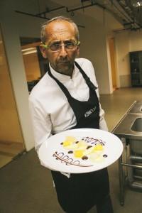 2-Michelin Star Chef Michel Portos