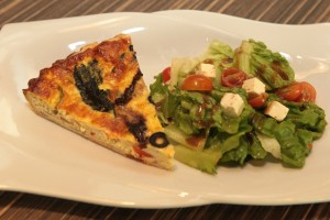 Baker & Cook Quiche