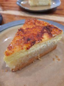 Cassava Cheesecake